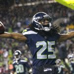 richard sherman seattle seahawks favorite for 2015 xlix super bowl images