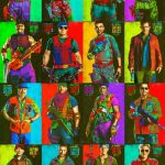 the expendables 3 character posters collage 2014