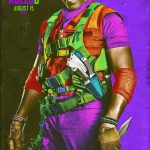 the expendables 3 poster wesley snipes 2014