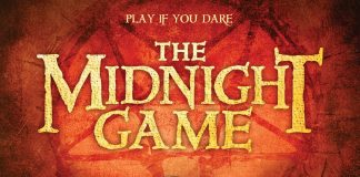 the midnight game poster dvd 2014