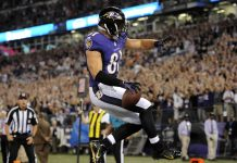 nfl baltimore ravens week two recap own daniels