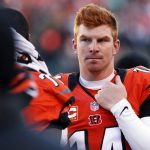andy dalton outplays drew brees nfl images 2014