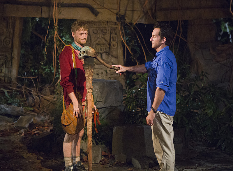 josh canfield voted off survivor an juan del sur images gay 2014