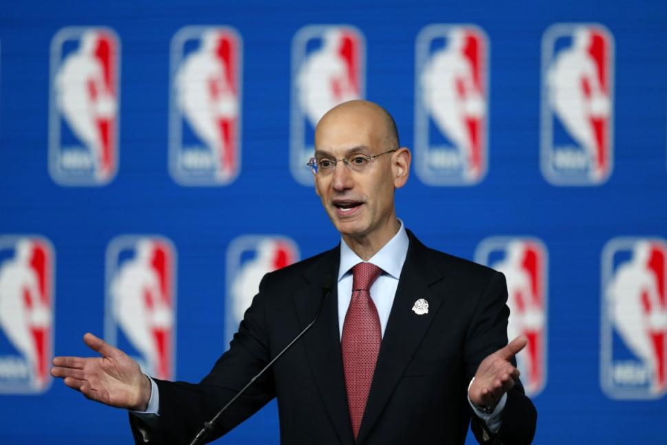 nba wants to legalize sports gambling