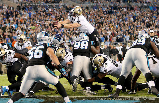 new orleans saints win nfl 2014