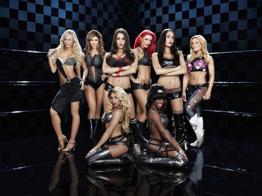 total divas season 3 cast images 2014 john cena