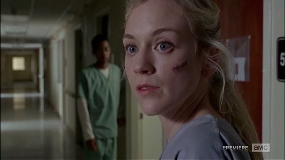 walking dead beth noah slabtown episode recap images