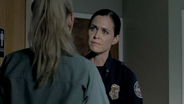 walking dead beth slabtown with connor cop images 2014