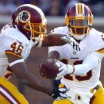 washington redskins robert griffin iii versus tampa bay buccaneers