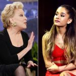 Celebrity Gossip Roundup: Bette Midler Smacks Down Ariana Grande