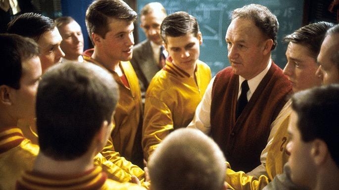 hoosiers movie best sports film ever made 2014 images