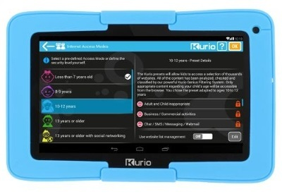 kurio xtreme keeps children safe online hot holiday toys 2014
