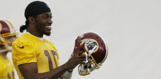 robert griffin iii high risk fantasy value nfl 2014 images