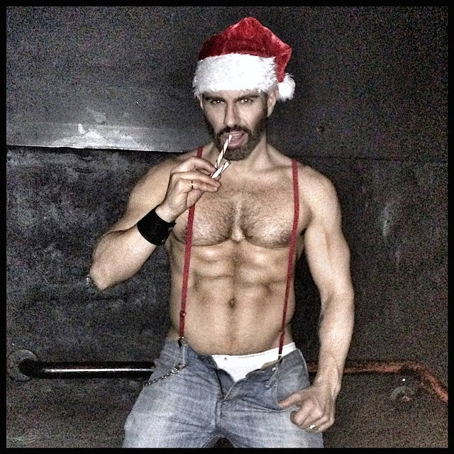 sexy santa men collage jared leto 2015 images movie tv tech geeks