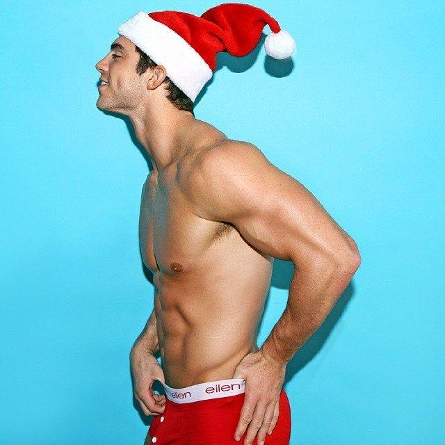 sexy santa jared let shirtless men images 2014 640×640-009