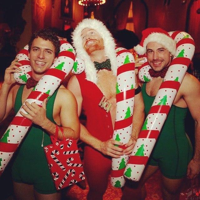 sexy santa men collage jared leto 2015 images movie tv tech geeks