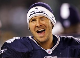 tony romo nfl fantasy football quarterback 2014 images