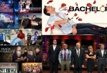2014 best reality shows