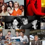 2014 hottest tv internet shows collage images