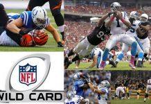 2015 nfl wildcard weekend playoffs images