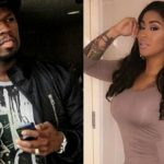 50 cent beat up on tatted up holly for thug love 2015 images