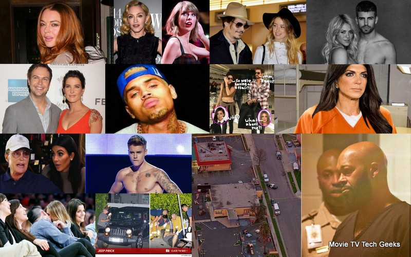 Celebrity Gossip Roundup Bieber Bashing & Taylor Swift Madonna Duet Coming Up