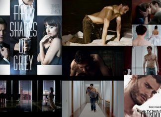 FIFTY SHADES OF GREY Keeping Everything Secret From Public Cast