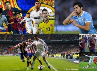 La Liga 2014 2015 season overview images