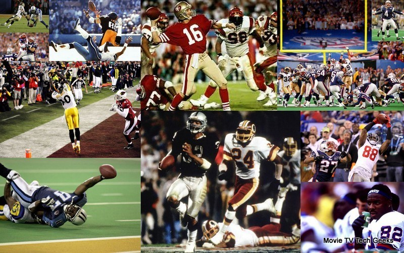 Most Amazing Moments In Super Bowl History 2015