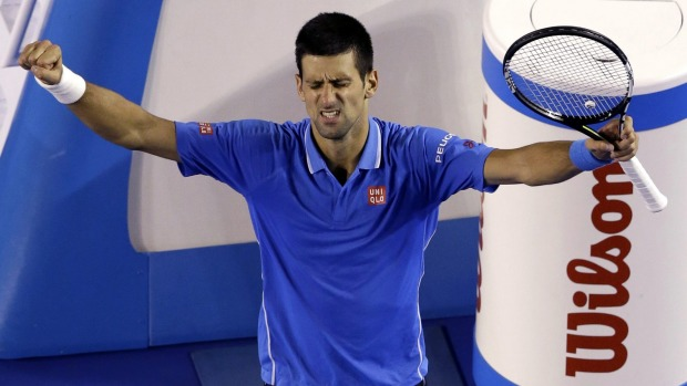 Novak Djokovic Moves To Australian Open Finals With Wawrinka Win