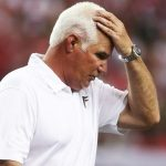 atlanta falcons fired mike smith head coach in 2014 image
