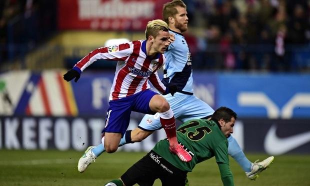 La Liga Soccer Week 20 recap espanyol winners 2015