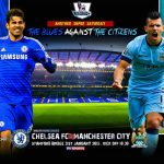 Preview: Chelsea vs Manchester City Game Week 23 Soccer