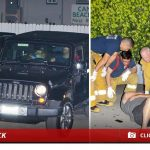 chris martin hits photographer with jeep 2015 images