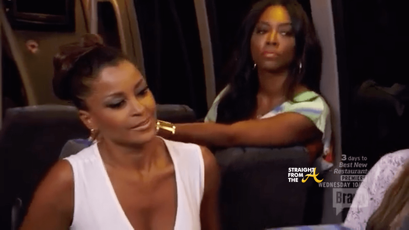 real housewives of atlanta season 7 divide & kiki images