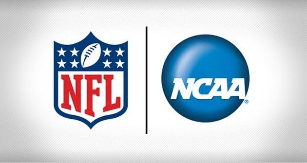 NFL Vs College Football | Movie TV Tech Geeks News