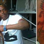 coolio jugalo celebrity tattoo 2015 images