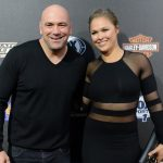 dana white with ronda rousey