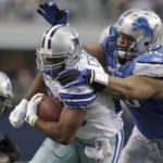 demarco murray vs ndamukong suh lions cowboys 2015 nfl wildcard playoffs