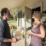 dewey crowe in justified season 6 with ava