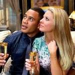 empire black white couple drinking recap 2015