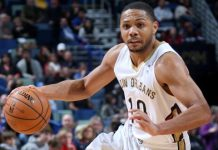 eric gordon on new orleans pelicans 2014 2015 nba season preview images