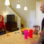 eva marie talks baby with jonathan on total divas