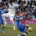 getafe vs real madrid la liga soccer 2015 images