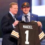 Johnny Manziel Proves He's An NFL Top With Bestselling Jersey