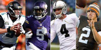 johnny manziel rookie quarterbacks nfl 2015