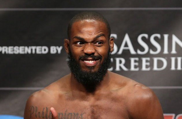 jon jones positive for using cocaine but swear not addict 2015