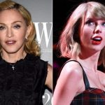 madonna gives taylor swift compliment wants to do duet with 2015 images
