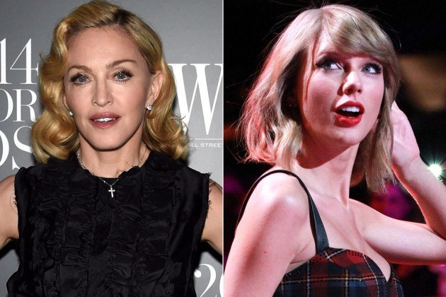 Celebrity Gossip Roundup Bieber Bashing & Taylor Swift Madonna Duet Coming Up