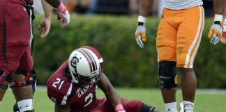 Marcus Lattimore nfl cautionary tale